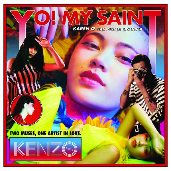 8aa34afaa Released only three days ago the Yeah Yeah Yeah's Karen O has shared a new  song called Yo! My Saint which features the guest vocals of British soul  singer ...